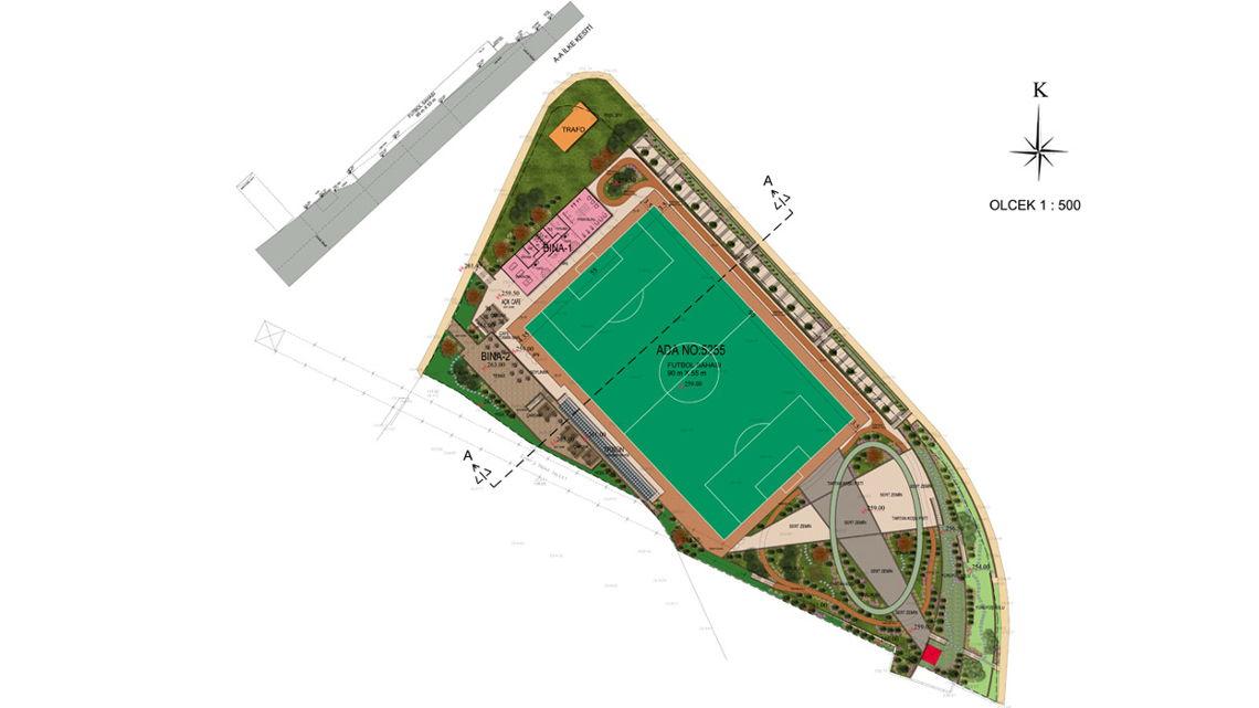GOSB Spor Alanı