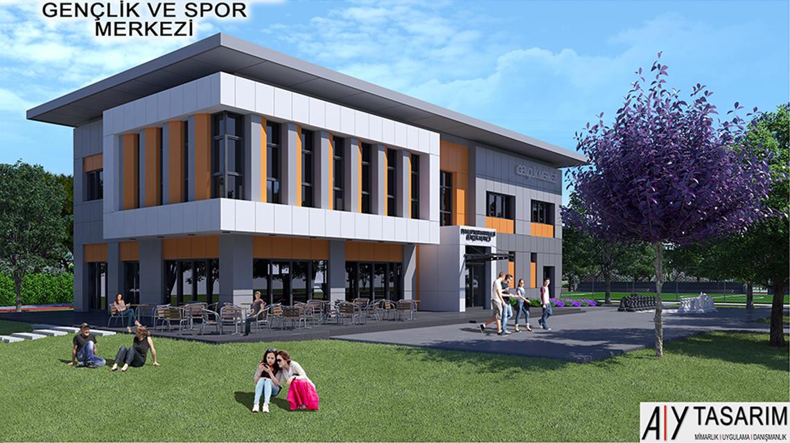 Dumlupınar Gençlik ve Spor Merkezi