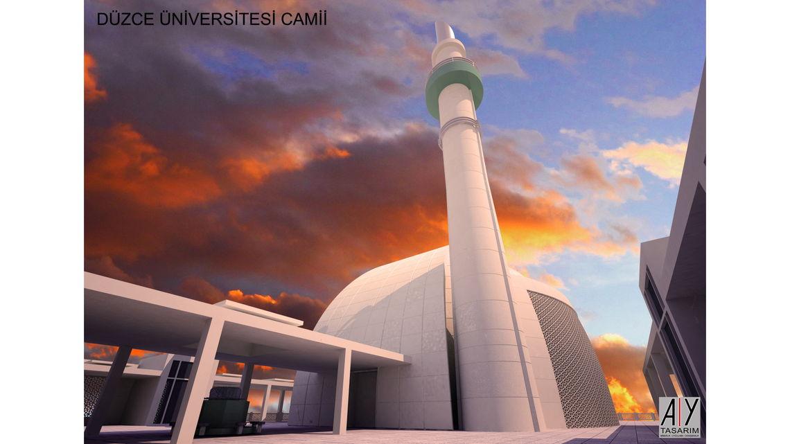 Düzce Üniversitesi Camii