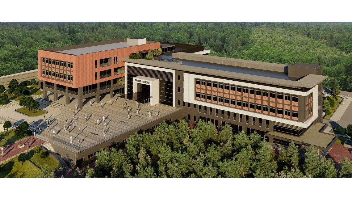 Derince Belediyesi Yeni Hizmet Binası